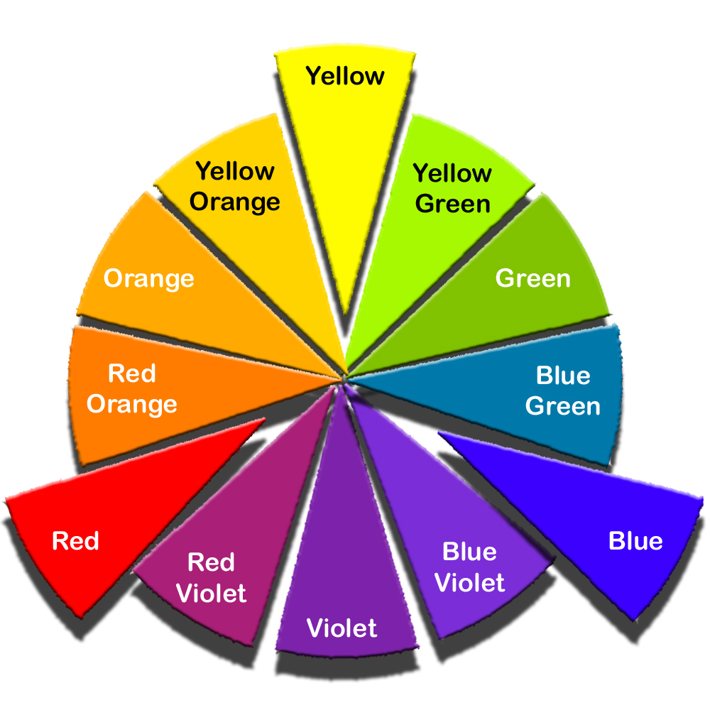 COLOR THEORY - LEVEL UP STUDIOS